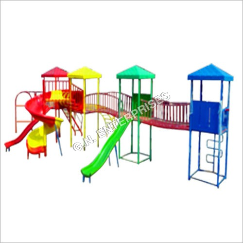 Outdoor Playground Multiplay System