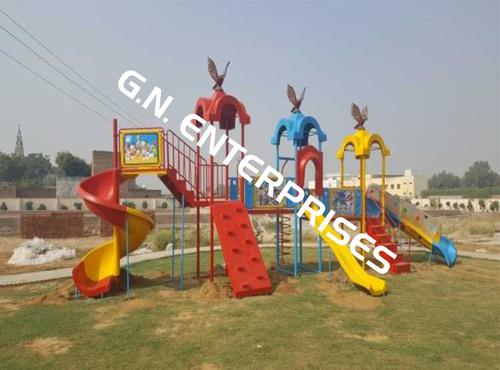 Playground Rides