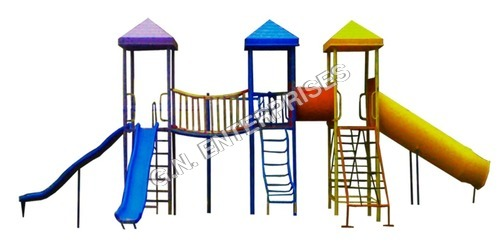 Children Outdoor Play Station