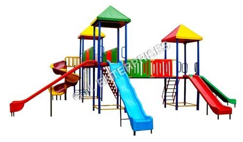 Children Outdoor Playstation