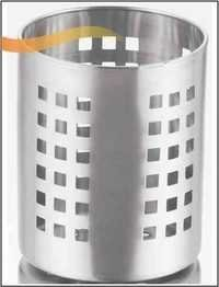 Cutlery Holder Square Hole 4 Pcs Set