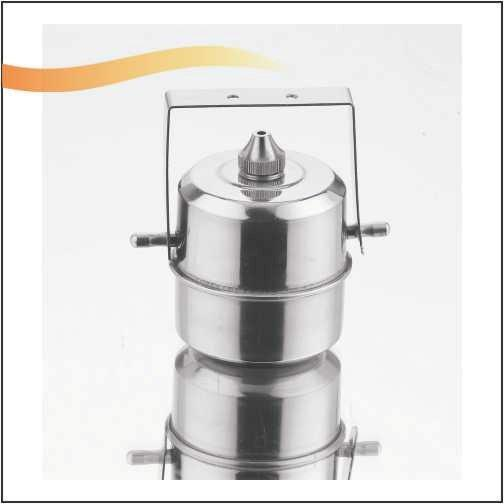 Wall Mounting Soap Dispenser Round