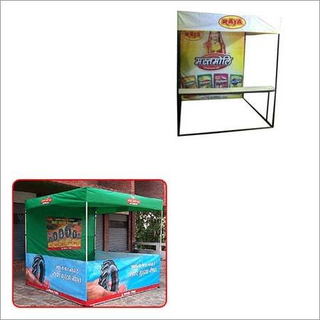 表类型演示帐篷为广告