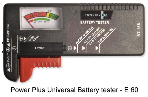 Universal Battery Charger