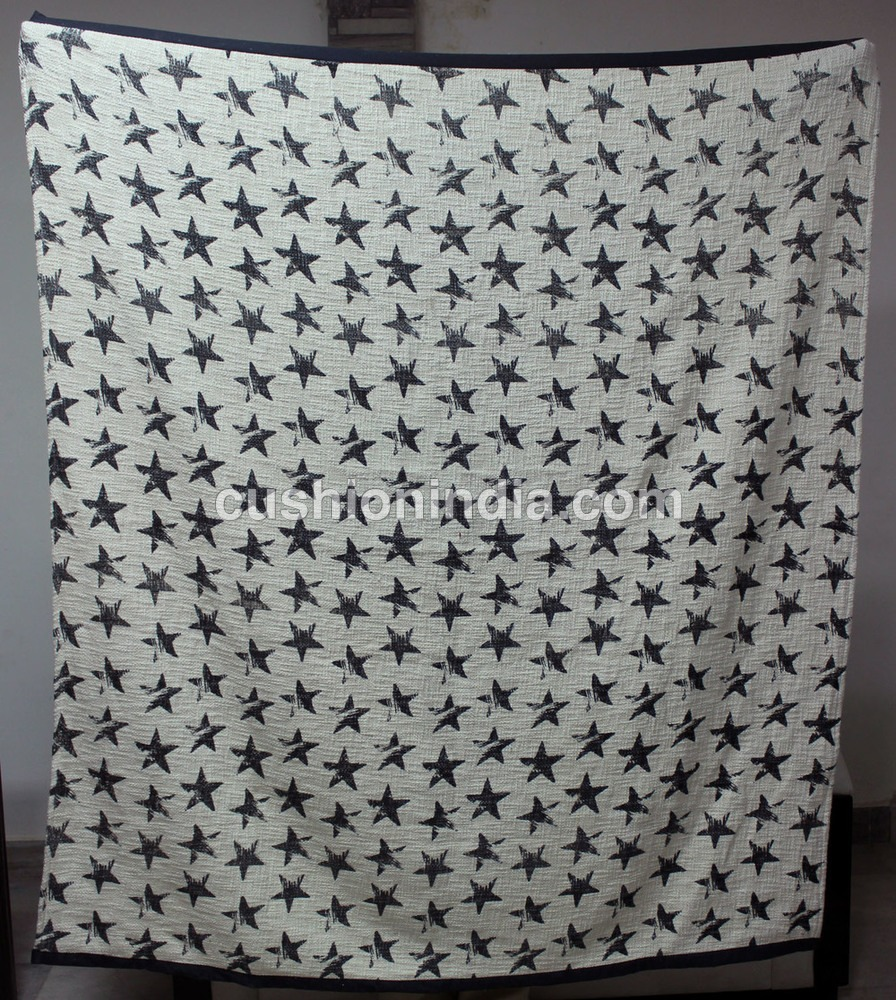 Star Images Printed Premium Cotton Throw