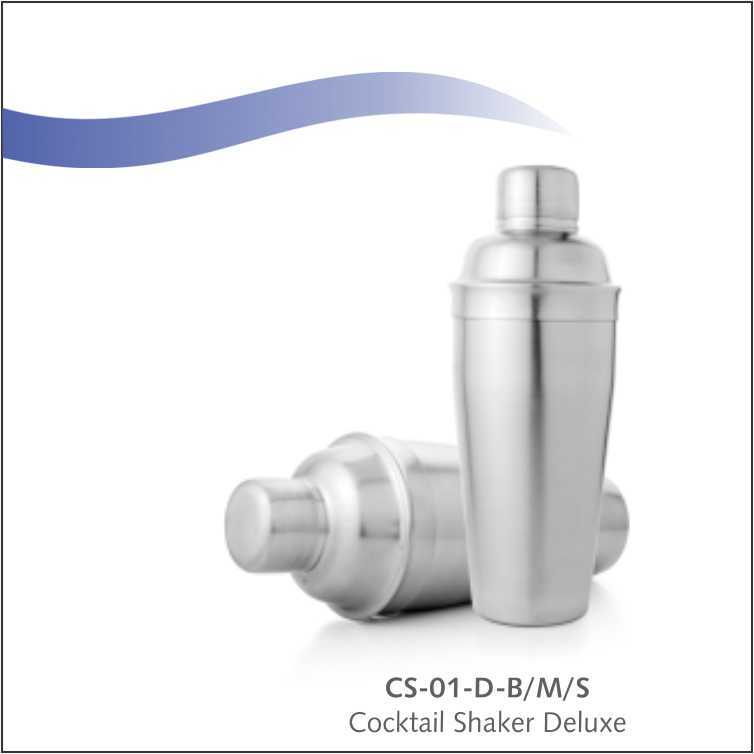 Cocktail Shaker Deluxe (Small)
