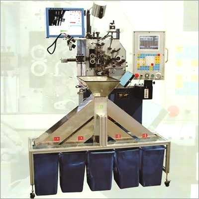 CK8 Spring Making Machine