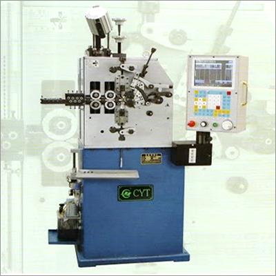 CK312 316 Spring Making Machine