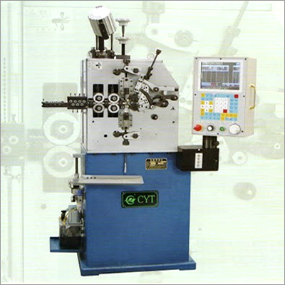 CK312 316 Spring Making Machine