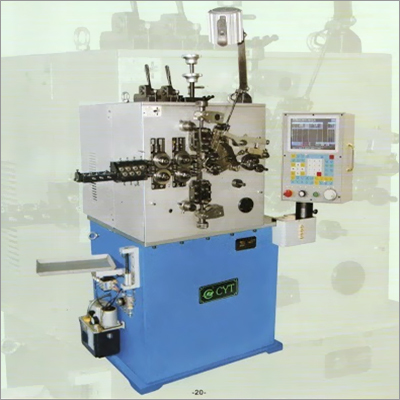 CK325 Spring Making Machine