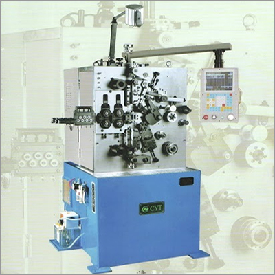 CK338 Spring Making Machine