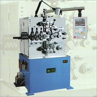 CK350 Spring Making Machine