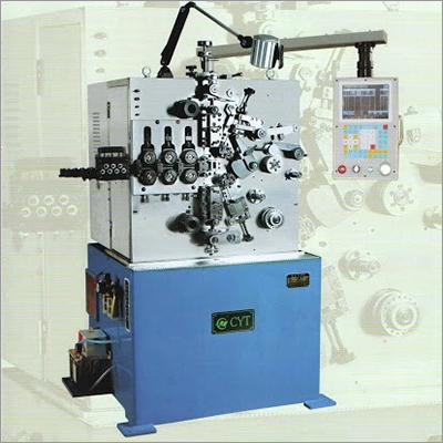 CK350 Spring Making Machine