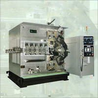 CK590 Spring Making Machine