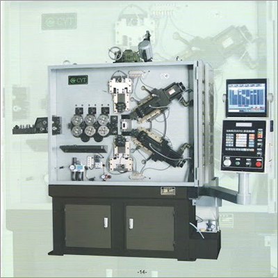 CK660 Spring Making Machine