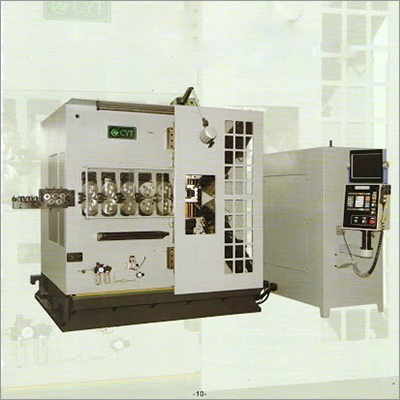 CK690 Spring Making Machine