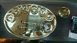 Oval Thali