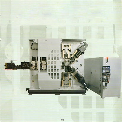 CK6230 Spring Making Machine