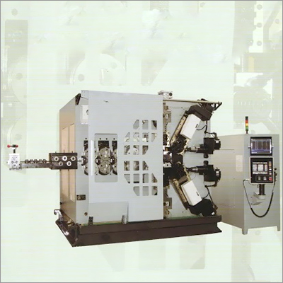 CK 8120 8140 Spring Making Machine