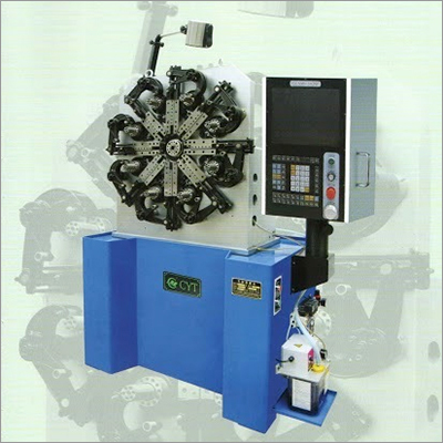 CNC626 Spring Making Machine