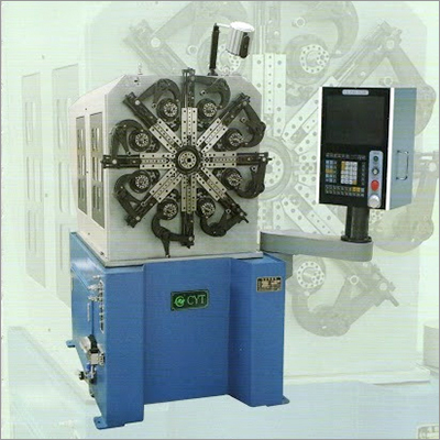 CNC Spring Forming Machines