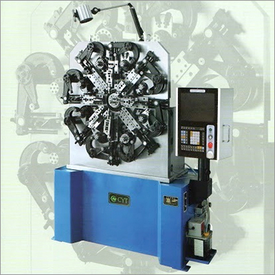 CNC642 Spring Making Machine