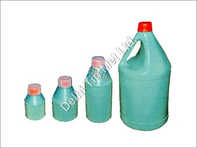 Glypho Family HDPE Bottle