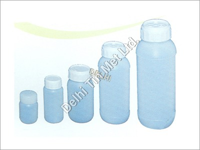 Imida Natural HDPE Bottles