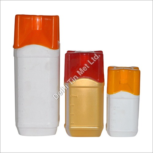 Velida HDPE Bottle