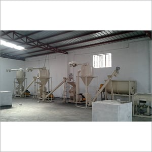 Automatic Spice Grinding Plant