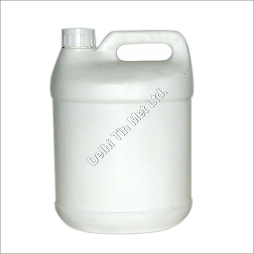 Half Round 5 Ltr HDPE Can