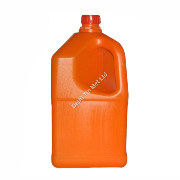Rectangular 5 litre HDPE Can