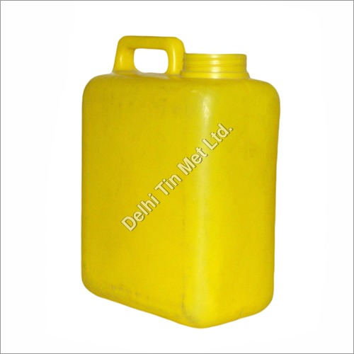 Wide Mouth 5 litre HDPE Can
