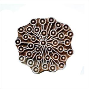Wooden Batik Printing Blocks