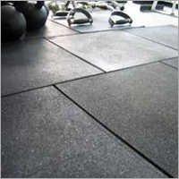 Rubber Exercise Floor Tiles