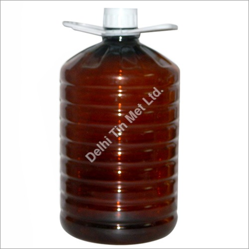 Pet 5 liter Can