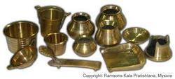 Brass Utnsils