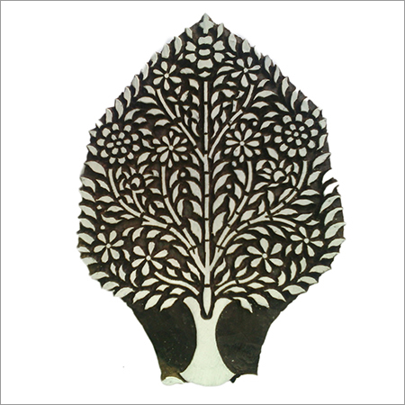 Tree Printing Blocks