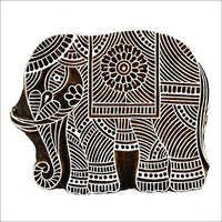 ELEPHANT Printing Block