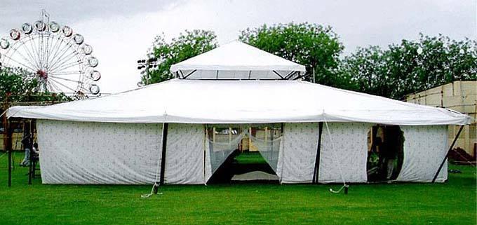 Maharaja Party Tents