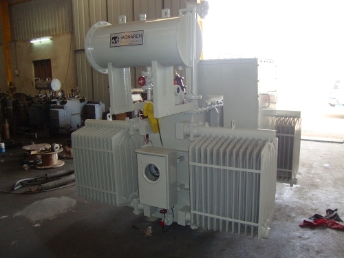 INDUSTRIAL USE FURNACE TRANSFORMER