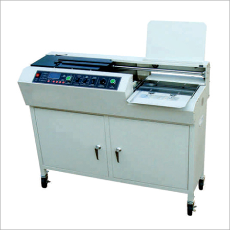 Binding and Fusing Machines