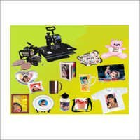 5 In 1 T Shirt Heat Press Machine