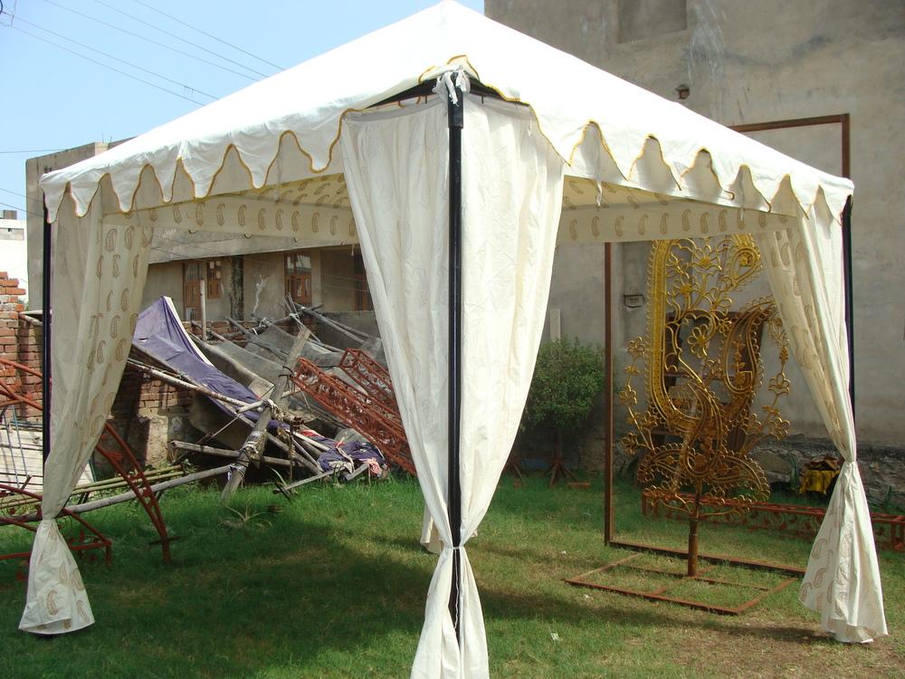 Pergola Square Tent