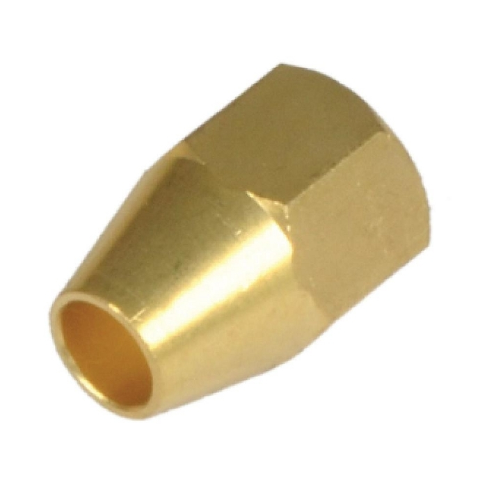 Brass Compression Long Nuts