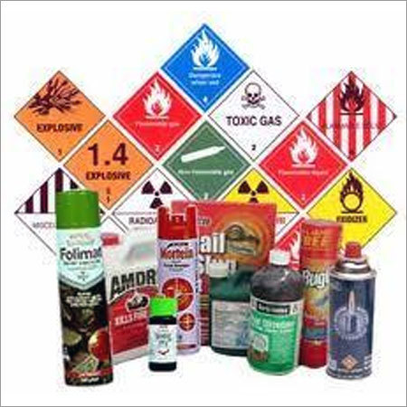 Dangerous Goods Courier Services