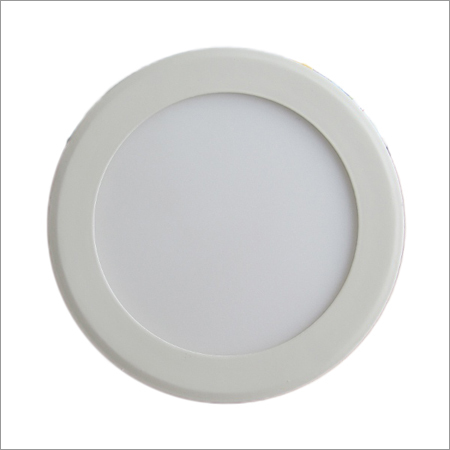 White LED Circle Panel Light
