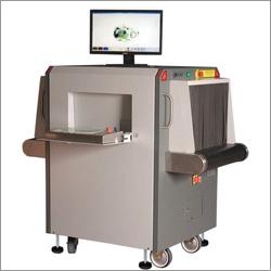 Baggage scanning machine