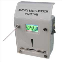 Alcohol Tester With Printer