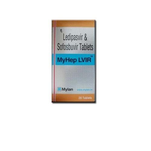 MyHep LVIR Tablets Mylan